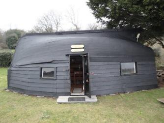 Una moderna casa-barca